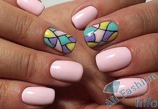 Идеи дизайна ногтей гель-лаком фото