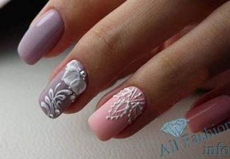 модные цвета ногтей шеллаком (11)