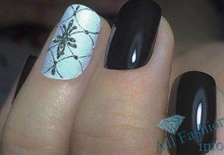 модные цвета ногтей шеллаком (12)