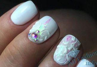 модные цвета ногтей шеллаком (18)