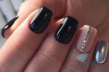 дизайн ногтей наклейки кружево