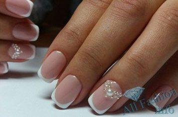 Дизайн ногтей на новый 2018 год (240 фото новинок) Женский
