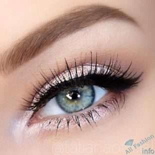 Макияж для серых глаз 102 фото 2 видео