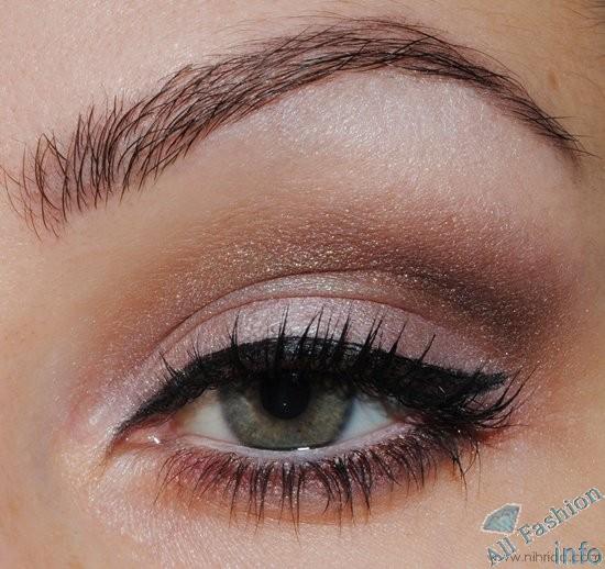 Макияж для зеленых глаз 73 фото 2 видео