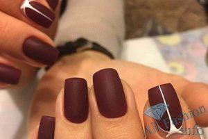 Дизайн ногтей [year] 180 фото новинок дизайна