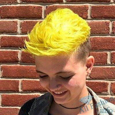 Модные стрижки на короткие волосы [year] 140 свежих фото