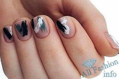 Модные рисунки на ногтях [year]