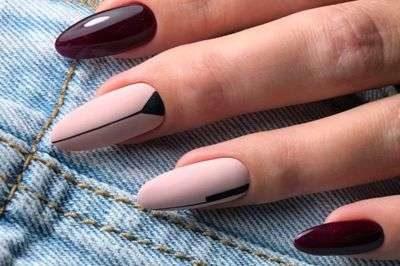 Дизайн ногтей гель-лаком [year] 200 самых свежих фото