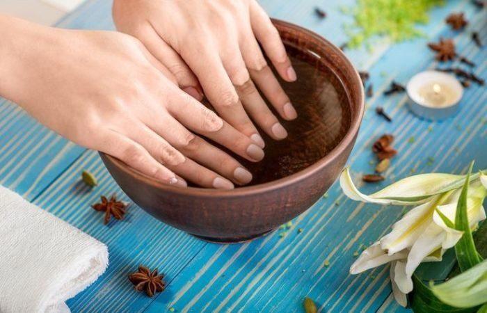 как укрепить ногти в домашних условиях простые рецепты за один раз