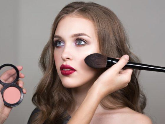 выпускной класс макияж