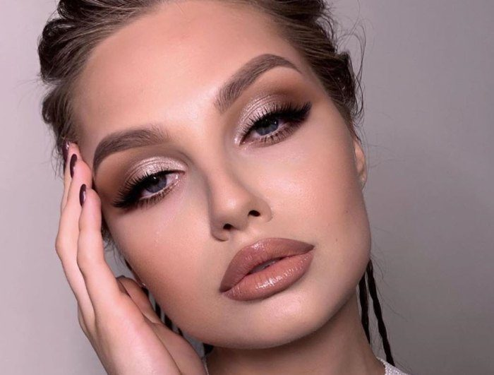 макияж на выпускной 2021