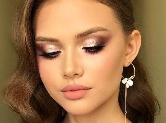 макияж и прическа на выпускной