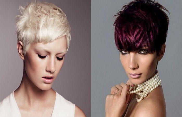 Женские стрижки не требующие укладки на короткие волосы