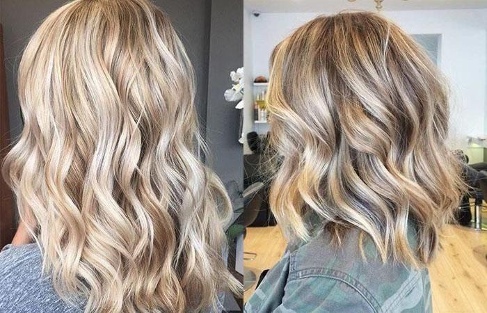 техника аир тач для волос