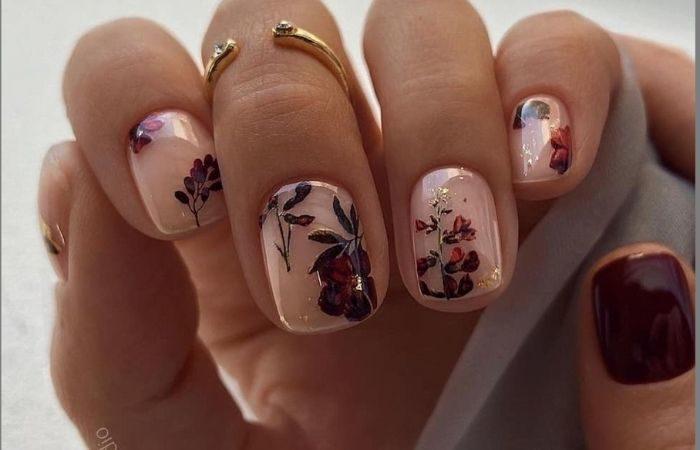 картинки ногти красивые