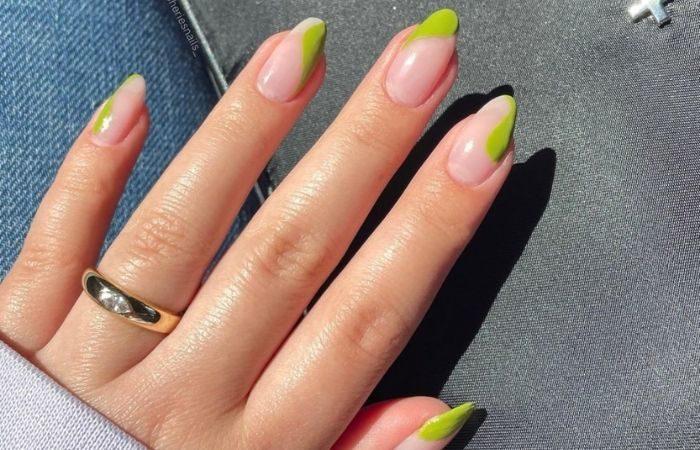 красивые ногти маникюр