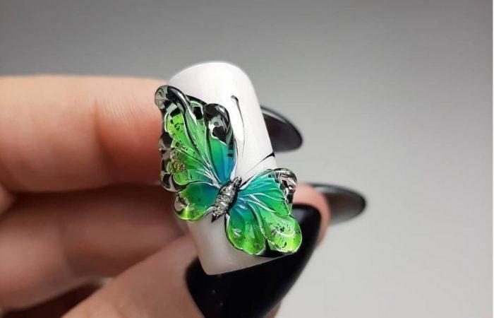 красивые ногти дизайн фото
